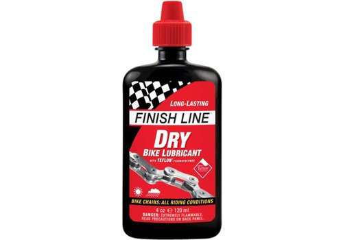 Finish Line Finish Line DRY Lube, 4oz Drip