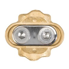 Crank Brothers Premium SPD Cleat Ultra Durable Brass with 6 degrees of Float