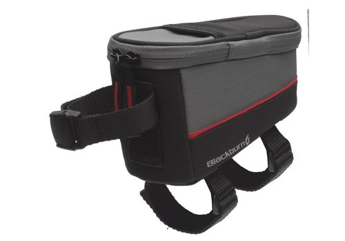BLACKBURN BlackBurn Local Top Tube Bag Black/Grey