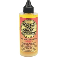 Rock-N-Roll Gold Lube Squeeze Bottle: 4oz
