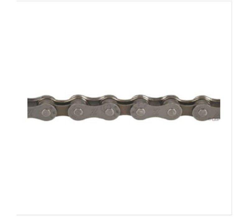 KMC Z50 Chain: 5,6,7 Speed 7.3mm 116 Links Black