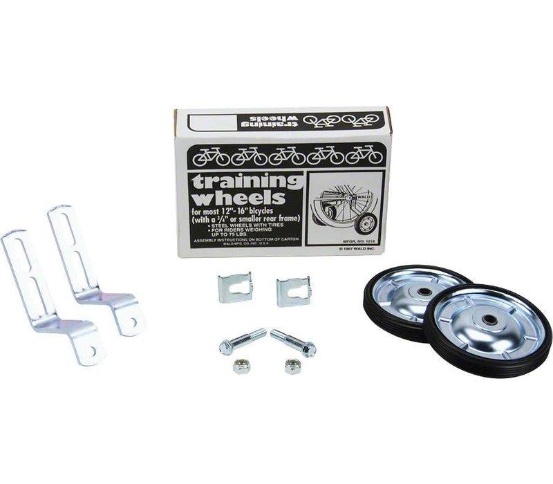 "Wald 1216 Training Wheels Kit: 12 - 16"""