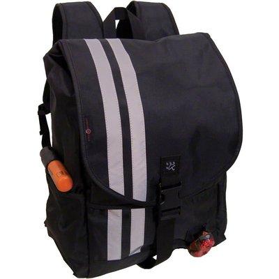 Banjo Brothers Banjo Brothers Commuter Backpack: MD~ Black