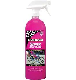 Finish Line Finish Line Super Bike Wash Cleaner, 34 oz Hand Spray Bottle
