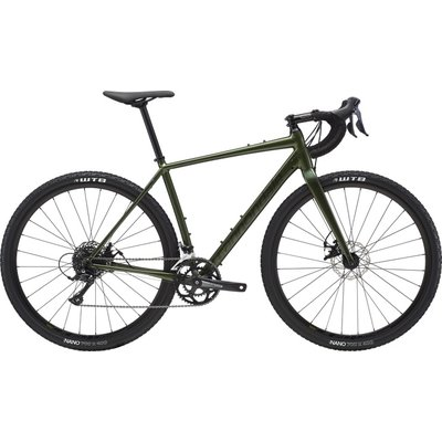 Cannondale Cannondale Topstone Disc SE Sora Vulcan Green
