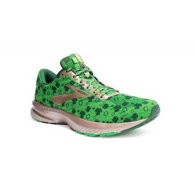 Brooks Women's Launch 6 - St. Patty's Day