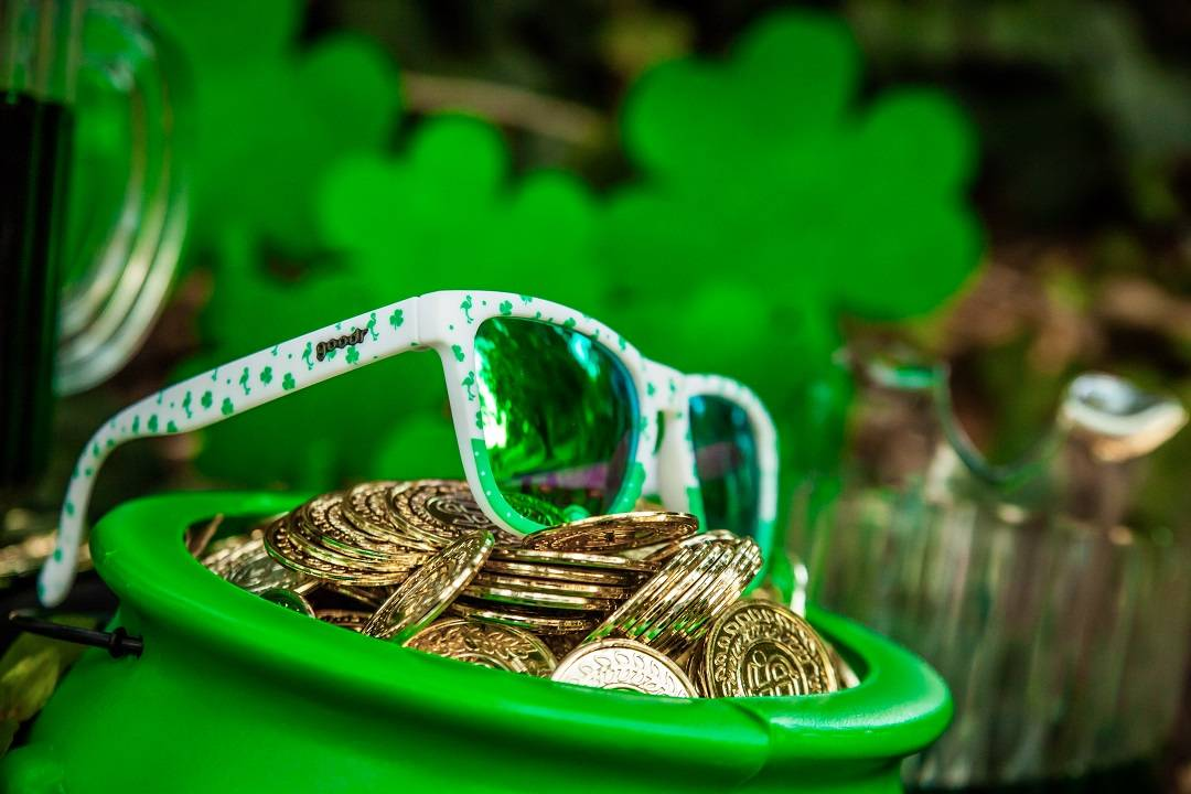 Kiss Me, I'm Irish Sunglasses HERE!