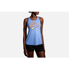 BROOKS Womens Distance Graphic Tank