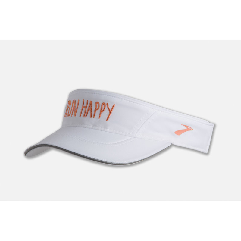 BROOKS Run Happy Chaser Visor