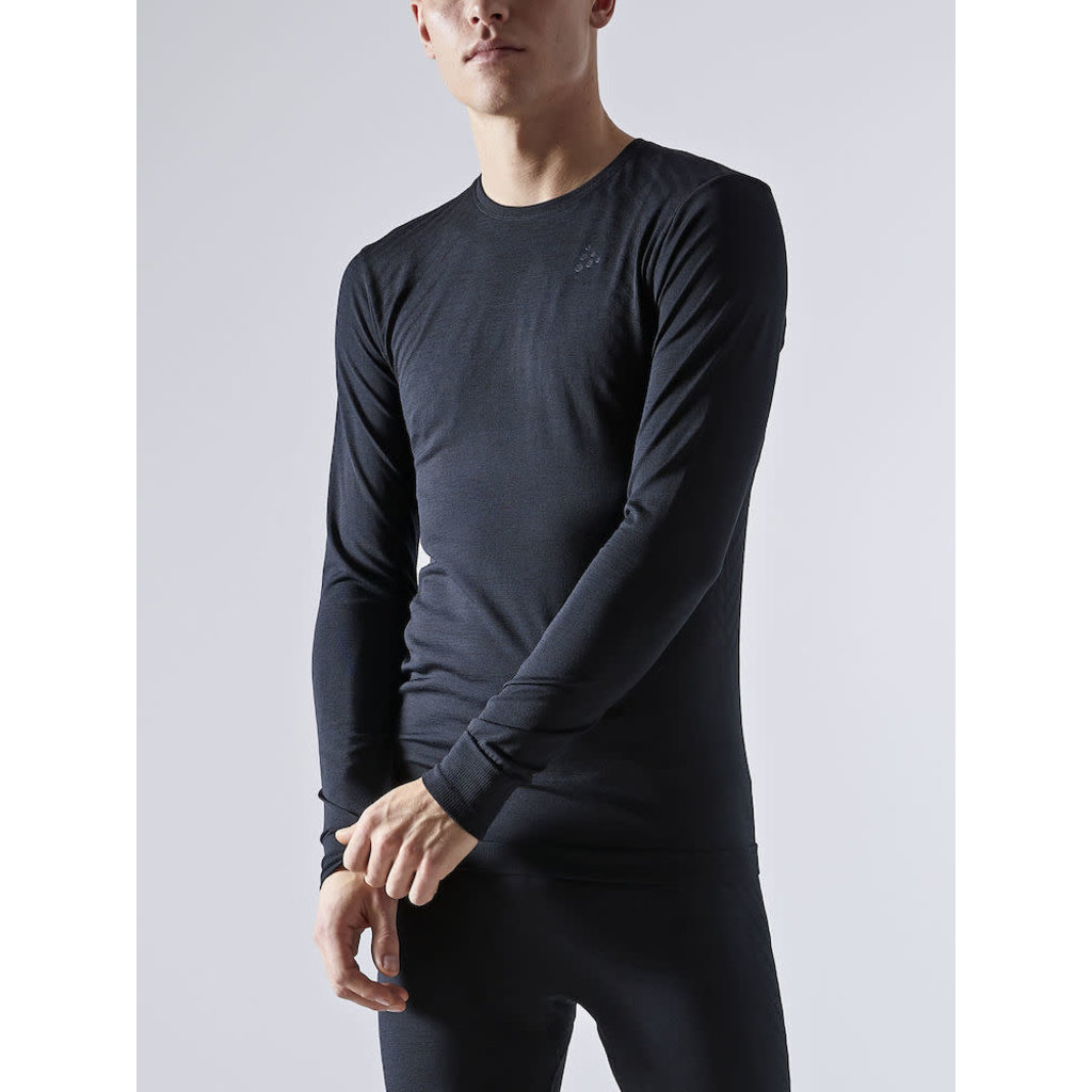 Craft Men's Fuseknit Comfort Run LS