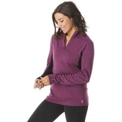 Smartwool Women's Merino Sport 250 Long Sleeeve 1/4 Zip