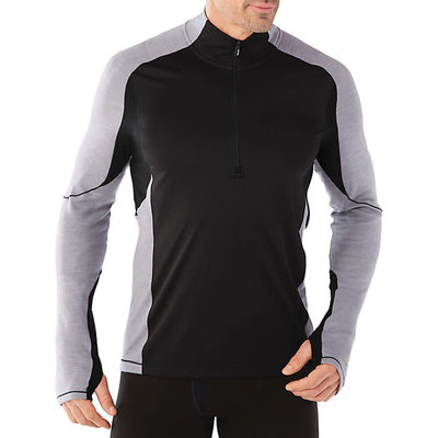 Smartwool Men's Phd Light Wind 1/2 Zip
