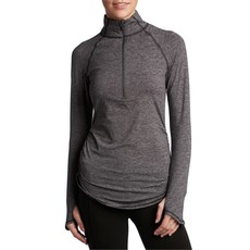North Face Women's Motivation Stripe Half Zip