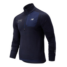 NEW BALANCE Men's Heat 1/4 Zip