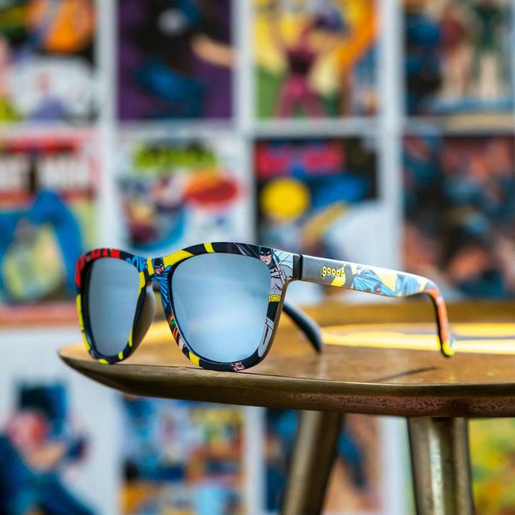 Goodr Goodr Sunglasses (Caped Crusaders)