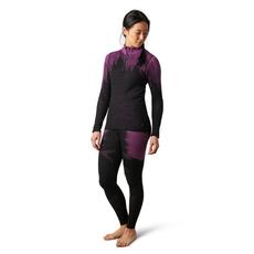 SMARTWOOL Women's Intraknit Merino 200 Pattern 1/4 Zip
