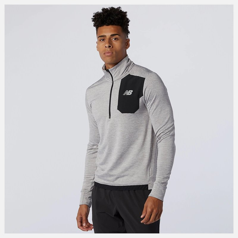 NEW BALANCE Men's Heat Grid Half Zip