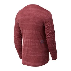 NEW BALANCE Men's Q Speed Jacquard Long Sleeve