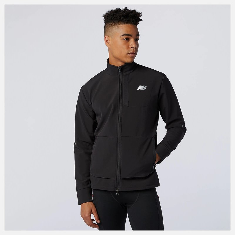 NEW BALANCE Men's Impact Run Winter Jacket