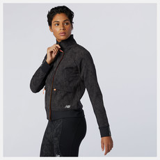 NEW BALANCE Women's Reflective Impact Run Winter Jacket