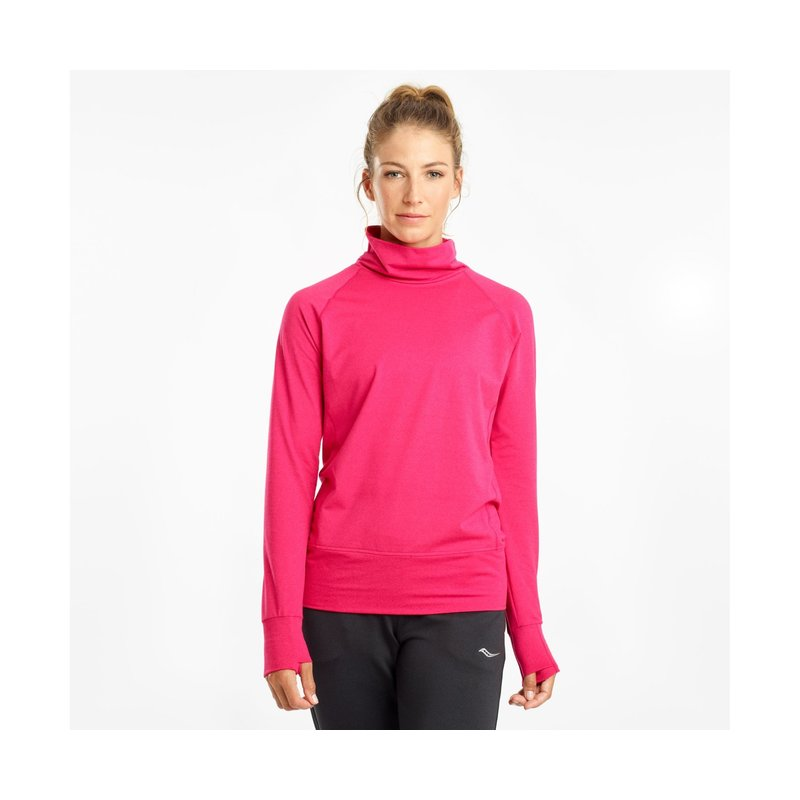 SAUCONY Women's Sunday Funnel Neck