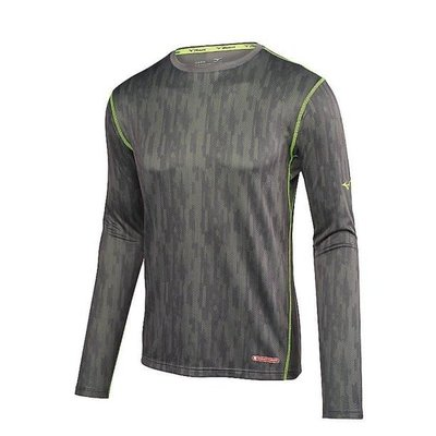 MIZUNO Men's BT Base Layer LS