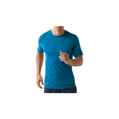 SMARTWOOL Men's PhD Run Short Sleeve