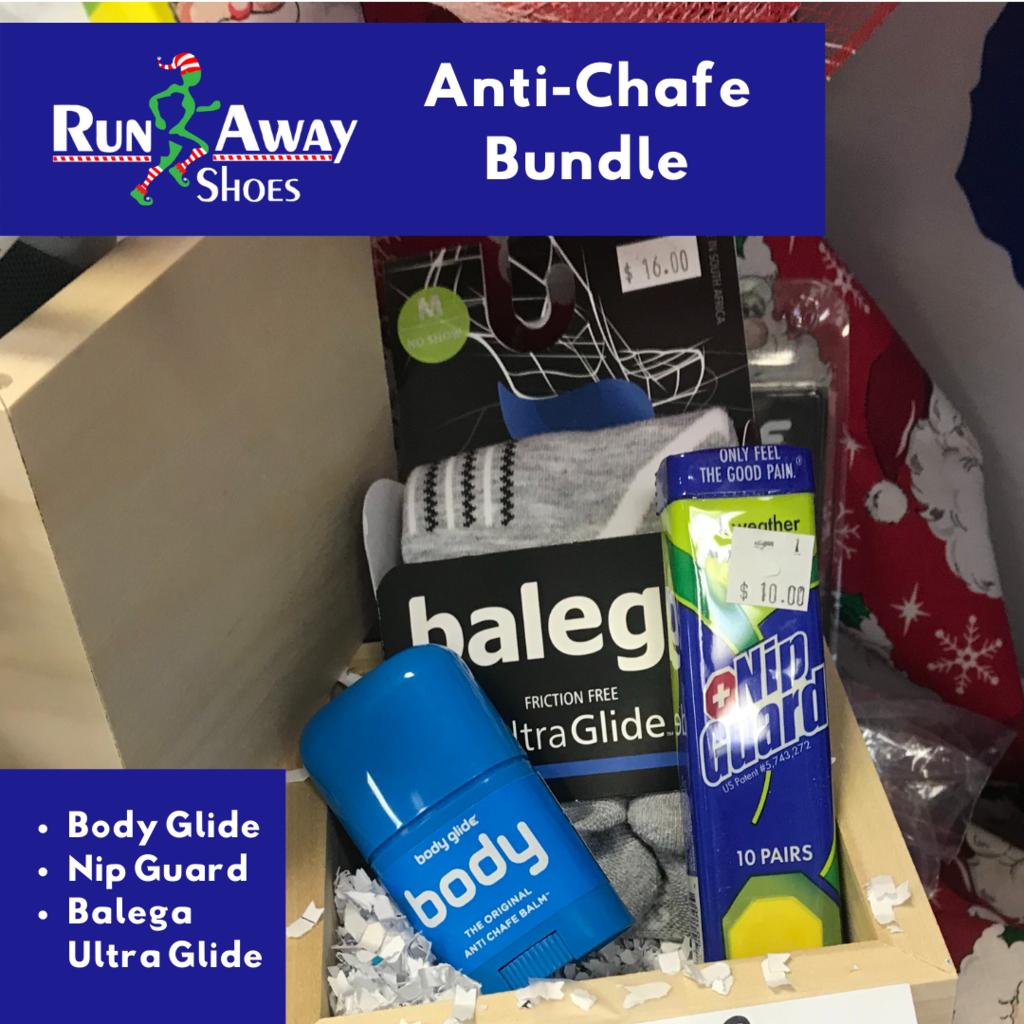 Run Away Shoes Anti-Chafe Bundle