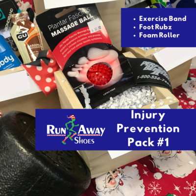 Run Away Shoes Injury Prevention Pack  Bundle #1