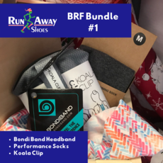 Run Away Shoes Best Running Friend Bundle #1