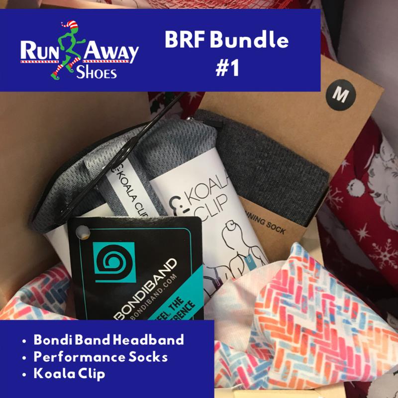 Run Away Shoes Best Running Friend Bundle #1