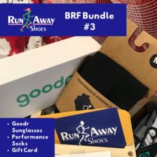 Run Away Shoes Best Running Friend Bundle #3