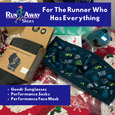 Run Away Shoes The Runner Who Has Everything Bundle