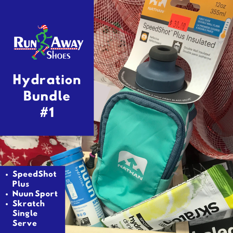 Run Away Shoes Hydration Bundle #1