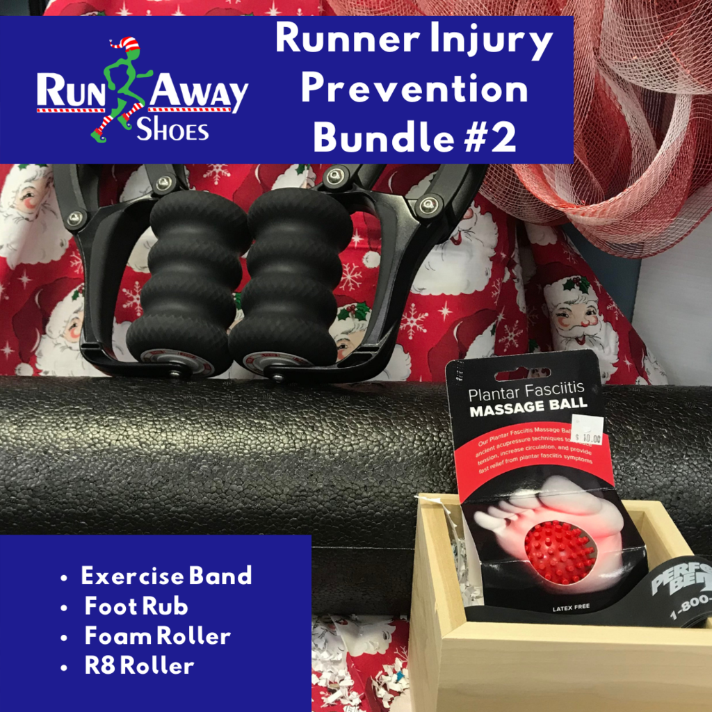 Run Away Shoes Injury Prevention Pack Bundle #2