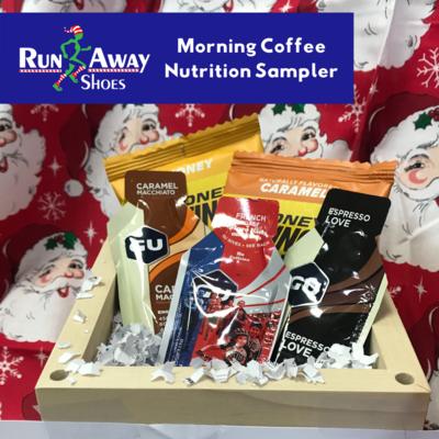 Run Away Shoes Morning Coffee Nutrition Sampler Bundle