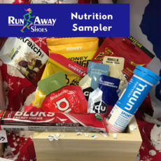 Run Away Shoes Nutrition Sampler Bundle