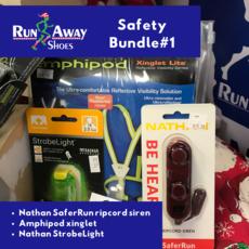 Run Away Shoes Safety Bundle #1