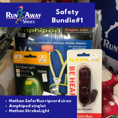 Run Away Shoes Safety Bundle #1
