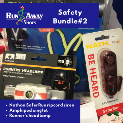 Run Away Shoes Safety Bundle #2