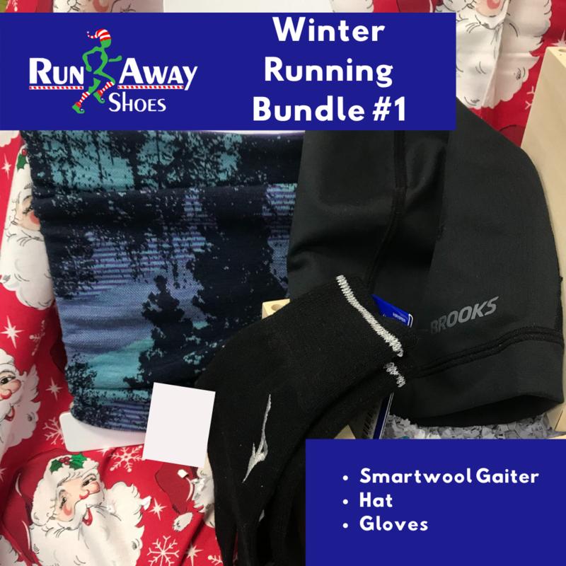 Run Away Shoes Winter Running Bundle #1