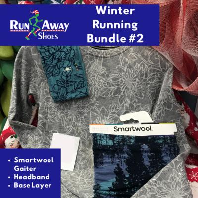 Run Away Shoes Winter Running Bundle #2