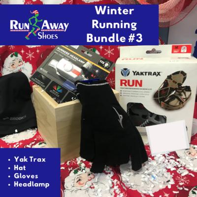 Run Away Shoes Winter Running Bundle #3