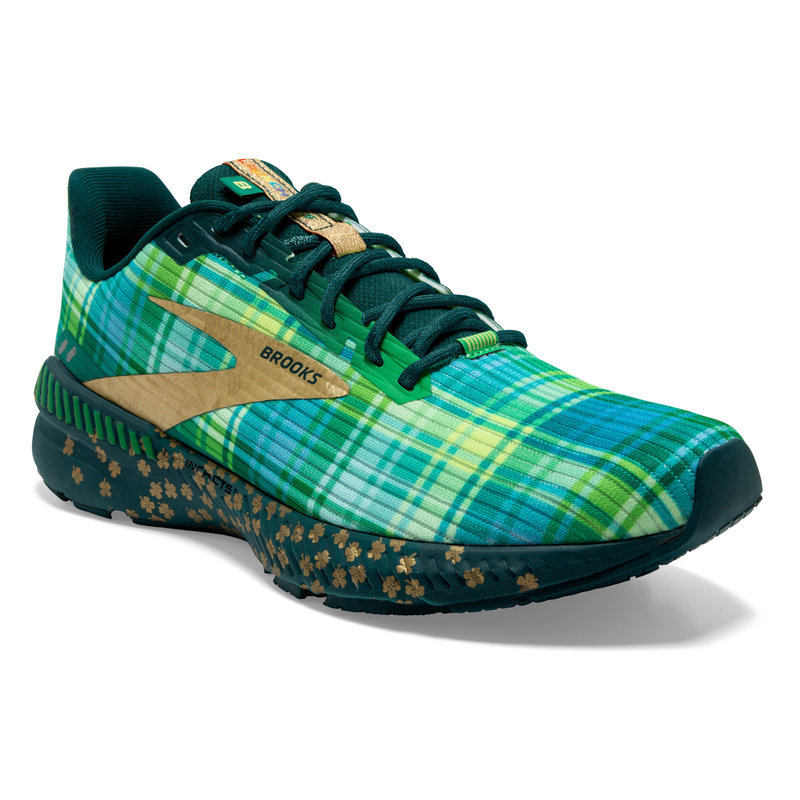 BROOKS Women's Launch GTS 8 St. Paddy's Day Edition