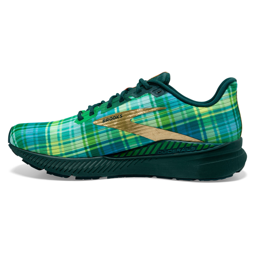 BROOKS Men's Launch GTS 8 St. Paddy's Day Edition
