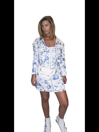 cb2b44747f9 For Love   Lemons Monika Hook Front Mini Dress