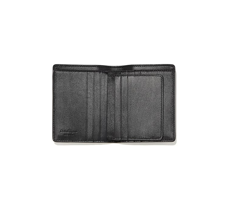 SALVATORE FERRAGAMO SALVATORE FERRAGAMO - WALLET WITH ID WINDOW - 660845