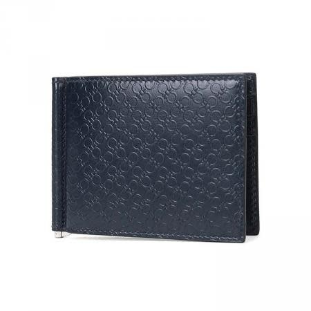SALVATORE FERRAGAMO SALVATORE FERRAGAMO - CARD HOLDER MONEY CLIP - 66A116