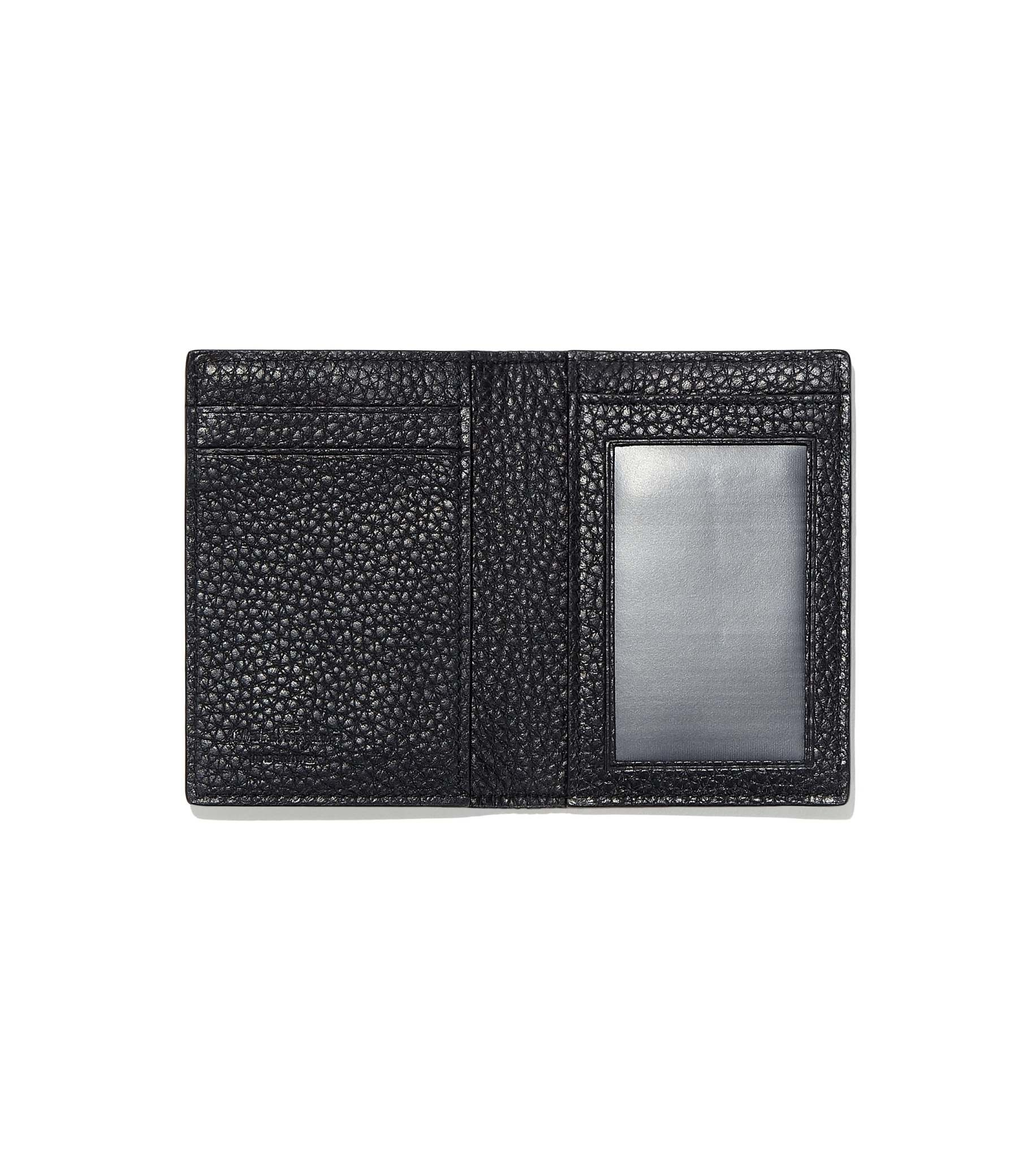 SALVATORE FERRAGAMO SALVATORE FERRAGAMO - CARD HOLDER WITH ID WINDOW - 66A139