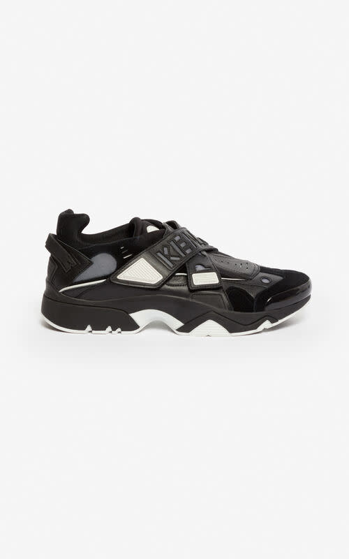 KENZO Kenzo - Men's Sonic Scratch Sneakers